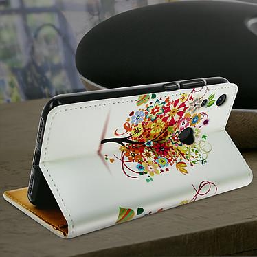 Avis Avizar Etui folio Multicolore pour Honor 8A , Huawei Y6 2019 , Huawei Y6S , Honor 8A 2020