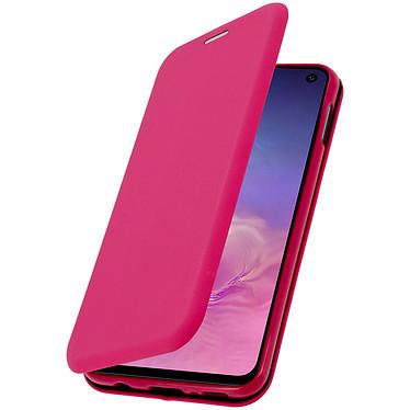 Avizar Etui folio Fuchsia pour Samsung Galaxy S10e pas cher
