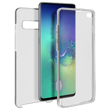 Avizar Coque Transparent pour Samsung Galaxy S10 Plus Coque Transparent Samsung Galaxy S10 Plus