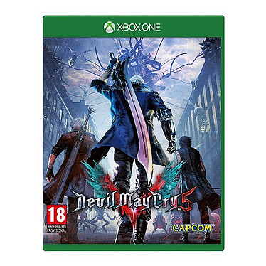 Devil May Cry 5 (XBOX ONE) Jeu XBOX ONE Action-Aventure 18 ans et plus