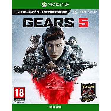 Gears 5 (XBOX ONE) Jeu XBOX ONE Action-Aventure