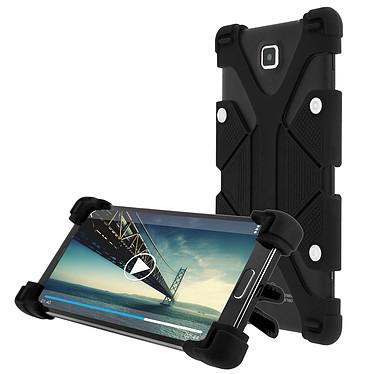Avizar Coque Noir pour Smartphones de 4.7' à 5.3' Coque Noir Smartphones de 4.7' à 5.3'
