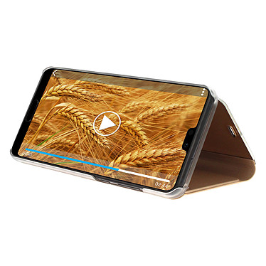 Avis Avizar Etui folio Dorée pour Huawei P20