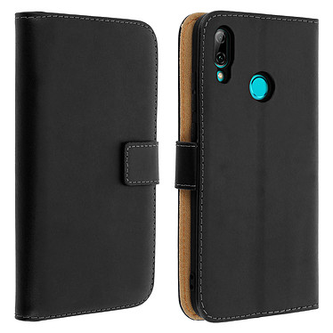Avizar Etui folio Noir pour Huawei P Smart 2019 , Honor 10 Lite Etui folio Noir Huawei P Smart 2019 , Honor 10 Lite
