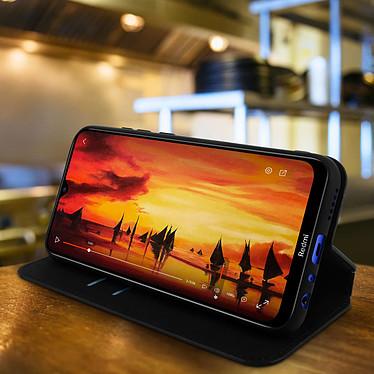 Acheter Avizar Etui folio Noir pour Xiaomi Redmi Note 8T