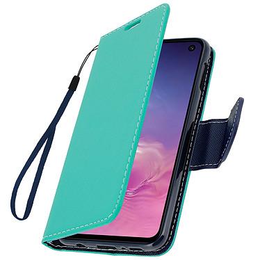 Avizar Etui folio Vert pour Samsung Galaxy S10e pas cher