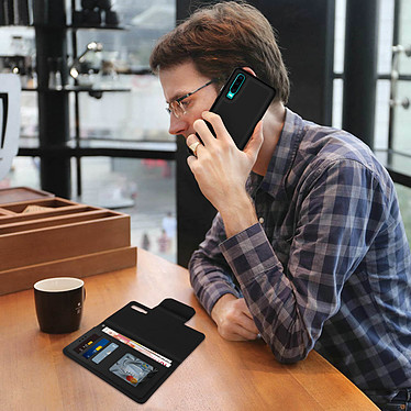 Avis Avizar Etui folio Noir pour Huawei P30