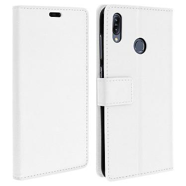 Avizar Etui folio Blanc pour Asus ZenFone Max M2 ZB633KL Etui folio Blanc Asus ZenFone Max M2 ZB633KL
