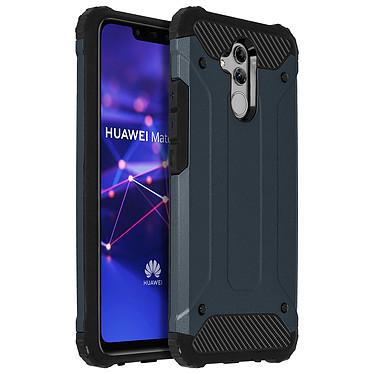 Avizar Coque Bleu Nuit pour Huawei Mate 20 lite pas cher