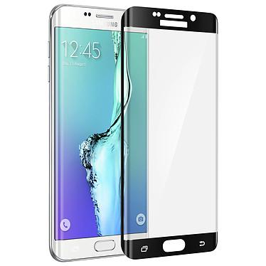 Acheter Avizar Film verre trempé Noir pour Samsung Galaxy S6 Edge Plus