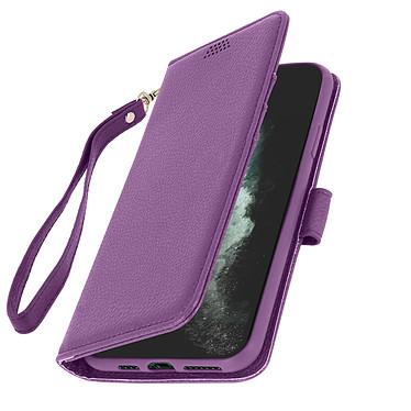 Avizar Etui folio Violet pour Apple iPhone 11 Pro Max pas cher