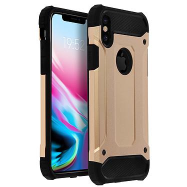 Avizar Coque Dorée Defender II pour Apple iPhone X , Apple iPhone XS Coque Dorée Defender II Apple iPhone X , Apple iPhone XS