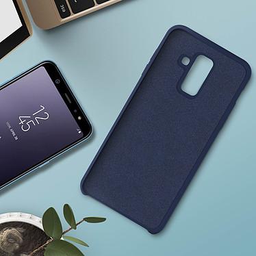 Acheter Avizar Coque Bleu Nuit pour Samsung Galaxy A6 Plus