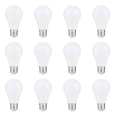 FamilyLed Lot De 12 Ampoules Led 10w Blanc Naturel FAM_LOT12_A60104A Lot de 12 ampoules à led 10W blanc naturel de 4000k.