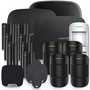 Ajax Alarme maison StarterKit noir  Kit 12 Alarme maison StarterKit noir  Kit 12