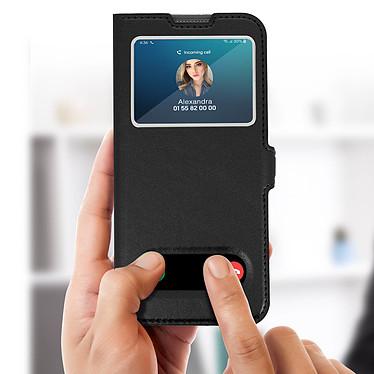 Acheter Avizar Etui folio Noir pour Samsung Galaxy A40