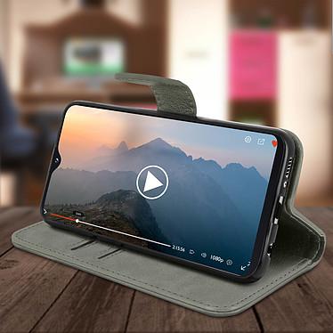 Avis Avizar Etui folio Gris pour Samsung Galaxy A20e