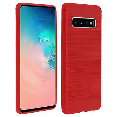 Avizar Coque Rouge pour Samsung Galaxy S10 Coque Rouge Samsung Galaxy S10