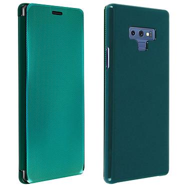 Avizar Etui folio Vert pour Samsung Galaxy Note 9 Etui folio Vert Samsung Galaxy Note 9