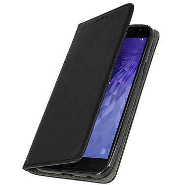 Avizar Etui folio Noir pour Samsung Galaxy J4 pas cher