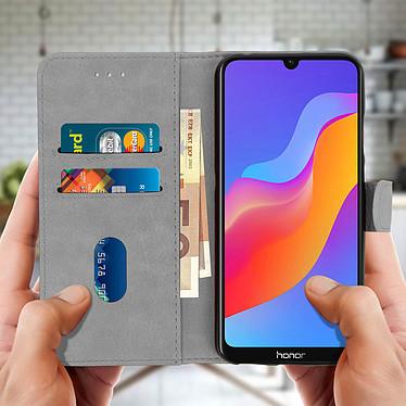 Acheter Avizar Etui folio Gris pour Huawei Y6 2019 , Honor 8A