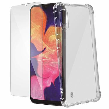 Avizar Pack protection Transparent pour Samsung Galaxy A10 pas cher