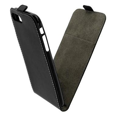 Avizar Etui à clapet vertical Noir pour Apple iPhone 7 Plus , Apple iPhone 8 Plus Etui à clapet vertical Noir Apple iPhone 7 Plus , Apple iPhone 8 Plus