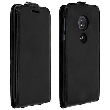 Avizar Etui à clapet Noir pour Motorola Moto G6 Play , Motorola Moto E5 pas cher