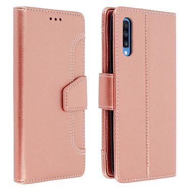 Avizar Etui folio Rose pour Samsung Galaxy A70 Etui folio Rose Samsung Galaxy A70