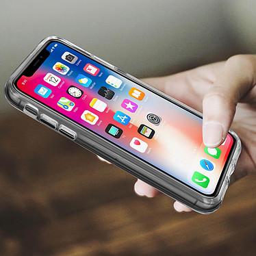 Acheter Avizar Coque Transparent Bi-matières pour Apple iPhone X , Apple iPhone XS