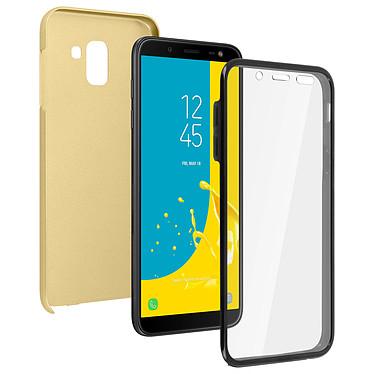 Avizar Coque Dorée pour Samsung Galaxy J6 pas cher