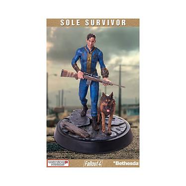 Fallout 4 - Statuette 1/4 Sole Survivor 53 cm Statuette 1/4 Fallout 4, modèle Sole Survivor 53 cm.