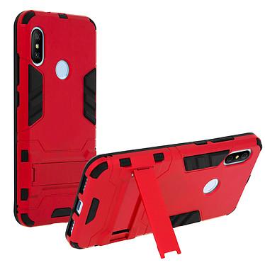 Avizar Coque Rouge pour Xiaomi Mi A2 Lite pas cher