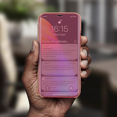 Avis Avizar Etui folio Rose Champagne Design Miroir pour Apple iPhone 11 Pro Max
