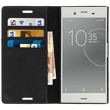 Acheter Avizar Etui folio Noir pour Sony Xperia XZ1