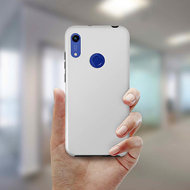 Acheter Avizar Coque Argent pour Honor 8A , Huawei Y6 2019 , Huawei Y6S