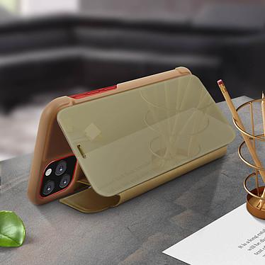 Avis Avizar Etui folio Dorée pour Apple iPhone 11 Pro Max