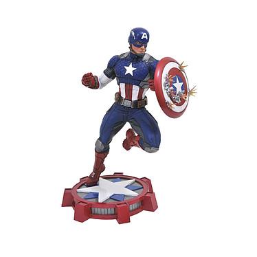 Marvel NOW! Gallery - Statuette Captain America 23 cm Statuette Marvel NOW! Gallery, modèle Captain America 23 cm.