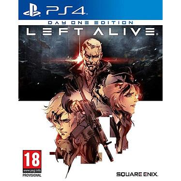 Left Alive (PS4) Jeu PS4 Action-Aventure 18 ans et plus