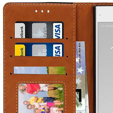 Acheter Avizar Etui folio Bleu pour Sony Xperia XZ1