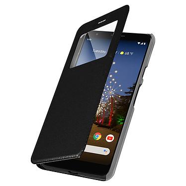 Avizar Etui folio Noir pour Google Pixel 3A XL pas cher