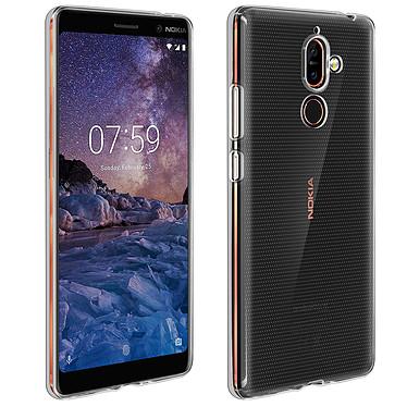Avizar Coque Transparent pour Nokia 7 plus pas cher