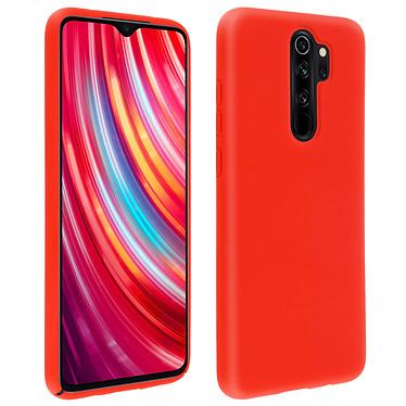 Avizar Coque Rouge pour Xiaomi Redmi Note 8 Pro Coque Rouge Xiaomi Redmi Note 8 Pro