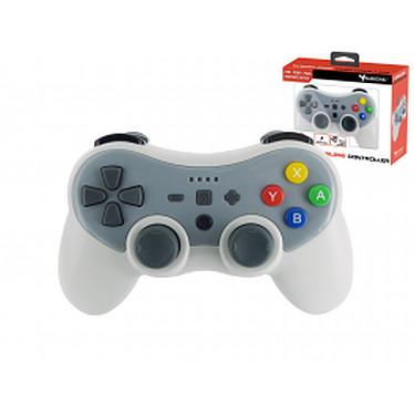 Subsonic Pro S wireless controller 90s pour nintendo Switch Manette Bluetooth sans fil avec gyroscope rt vibration pour Nintendo Switch.
