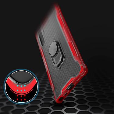 Avis Avizar Coque Rouge Contours Bumper pour Samsung Galaxy Note 10