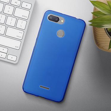 Avis Avizar Coque Bleu pour Xiaomi Redmi 6A , Xiaomi Redmi 6
