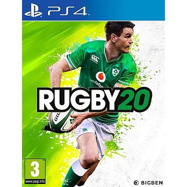 Rugby 20 (PS4) Jeu PS4 Sport 3 ans et plus