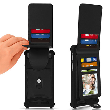 Acheter Avizar Coque Noir pour Compatibles avec Smartphones de 5,0 à 5,3 pouces