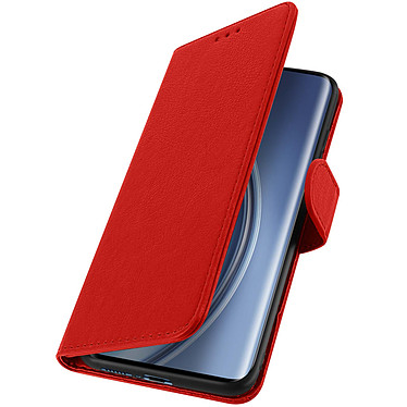 Avizar Etui folio Rouge pour Xiaomi Mi 10 , Xiaomi Mi 10 Pro pas cher