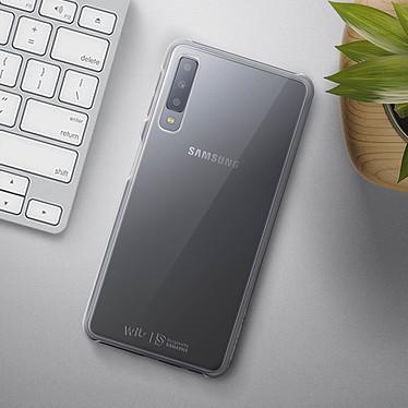 Avis Avizar Coque Transparent pour Samsung Galaxy A7 2018